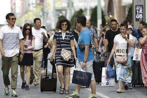 Trung Quốc dẫn đầu thế giới về lượng khách ra nước ngoài du lịch