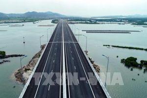 Tốc độ tối đa phương tiện được phép chạy trên cao tốc Hạ Long – Hải Phòng