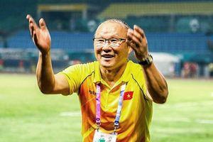 HLV Park Hang Seo - Người thầy nâng tầm bóng đá Việt Nam từ chữ TÂM và TẦM