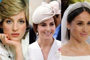 Không phải sắc đỏ kinh điển, đây mới là màu son được 3 thế hệ phụ nữ Hoàng gia Anh ưa chuộng