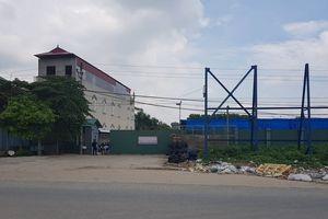 Văn Lâm - Hưng Yên: Công ty Sơn Tùng thừa nhận chưa có ĐTM nhưng vẫn 'vô tư' hoạt động