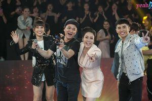 Nhật Kim Anh, Will, Diễm My 9x ngừng quay, phấn khích reo hò và hô vang 'Việt Nam, Việt Nam' ngay trên trường quay