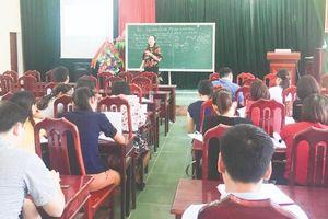 Huyện Hà Trung nâng cao chất lượng bồi dưỡng lý luận chính trị cho cán bộ, đảng viên