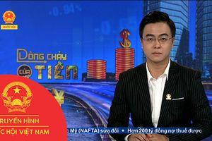 BẢN TIN DÒNG CHẢY CỦA TIỀN TRƯA NGÀY 28/08/2018