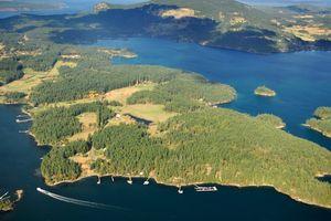 Bật mí 9 hòn đảo đẹp như thiên đường ở Mỹ