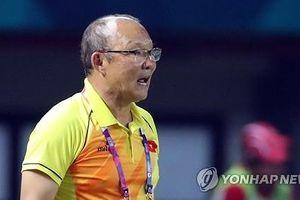 Việt Nam vừa thắng Syria, báo Hàn đã 'lo' về trận bán kết