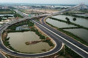 Thông xe cao tốc Hạ Long - Hải Phòng vào ngày 1/9