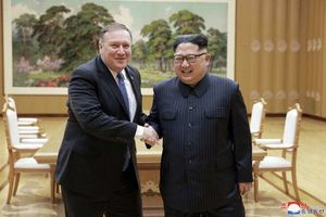 Đây là lý do Tổng thống Trump bất ngờ hủy chuyến công du Triều Tiên của Ngoại trưởng Pompeo
