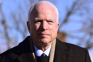 Thông điệp cuối cùng trước khi qua đời của ông McCain