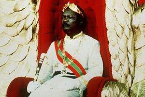 Jean-Bedel Bokassa - bạo chúa của Cộng hòa Trung Phi