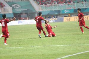 Báo Hàn Quốc nhận định Olympic Việt Nam đã thi đấu cố gắng đến phút chót