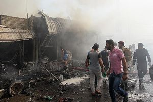 Iraq: 8 người thiệt mạng trong vụ đánh bom tự sát ở tỉnh Anbar