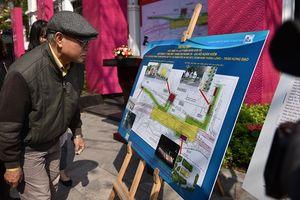 Ga ngầm C9: Không ảnh hưởng tới quần thể di tích Hồ Gươm