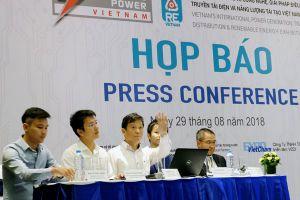 Electric & Power Vietnam 2018: đón đầu phát triển năng lượng tái tạo