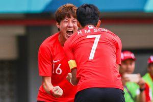 Sao Hàn nào có thể 'đe dọa' thủ môn Bùi Tiến Dũng?