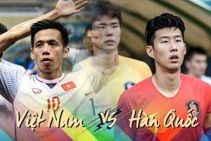 So sánh Olympic Việt Nam và Olympic Hàn Quốc: Không hề chênh lệch