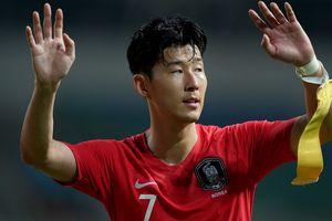 Truyền thông cảnh báo Son Heung-min trước bán kết với Việt Nam