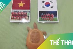 Động vật dự đoán Việt Nam đánh bại Hàn Quốc