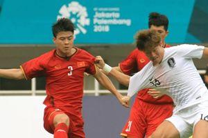 Báo châu Á khen tinh thần ngoan cường của Olympic Việt Nam