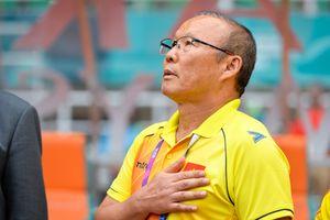 Olympic Việt Nam thất bại trong ngày giàu cảm xúc của HLV Park