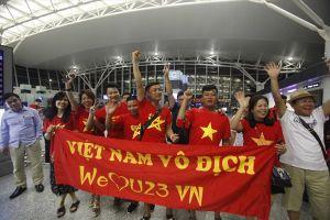 Đại sứ quán Việt Nam tại Indonesia gửi lời chúc U23 Việt Nam vô địch