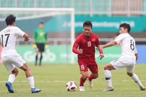 HLV Park Hang-seo: 'U23 Việt Nam thua về tinh thần và thể lực'
