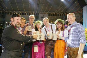 Sắp diễn ra lễ hội bia Đức 2018 tại Việt Nam