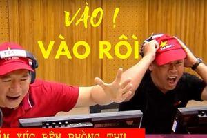 Dự đoán của cặp đôi BLV 'vàng' trước trận bán kết Olympic Việt Nam
