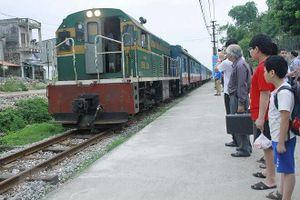 Khôi phục 3 tuyến đường sắt phục vụ an sinh xã hội