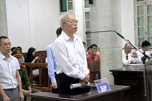 Đề nghị mức án 27- 29 năm tù đối với nguyên Chủ tịch HĐQT PVTEX