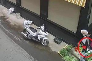 Bắt giữ người phụ nữ đi xe sang trộm túi tiền của bà bán rau gây phẫn nộ dư luận