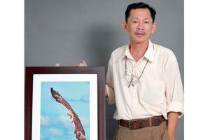 Trưng bày hơn 70 tác phẩm Tung cánh