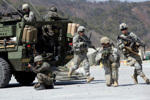 Mỹ dọa tập trận trở lại trên bán đảo Triều Tiên
