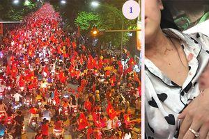 Nóng trên mạng xã hội: Muôn vàn xúc cảm mừng kỳ tích của Olympic Việt Nam