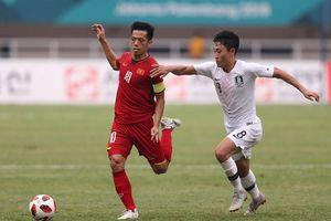 ASIAD 18: Olympic Việt Nam gặp phải Hàn Quốc quá nhanh và quá nguy hiểm!