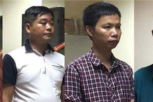 Bắt giam 2 giám đốc nhập khẩu phế liệu trái phép vào Việt Nam
