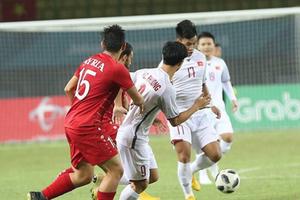 Asiad 2018: Olympic Việt Nam là đội duy nhất chưa thủng lưới