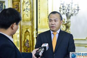 Thứ trưởng Vũ Hồng Nam trả lời phỏng vấn về kết quả chuyến thăm Ethiopia và Ai Cập