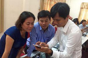 Bồi dưỡng kỹ năng biên tập từ báo in sang báo điện tử cho các nhà báo khu vực TP Hồ Chí Minh