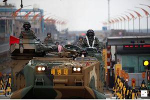 Quân đội Mỹ tuyên bố duy trì tập trận ở bán đảo Triều Tiên