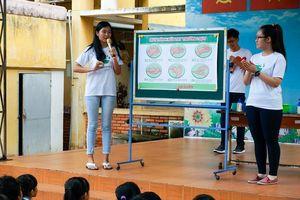 Gặp gỡ 'thiên thần' mang sứ mệnh giúp triệu người Việt rửa tay