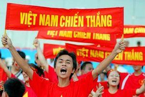 Mạng xã hội rực đỏ trong ngày Olympic Việt Nam đối đầu Hàn Quốc