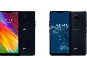 LG ra mắt hai mẫu điện thoại thông minh mới tại triển lãm IFA