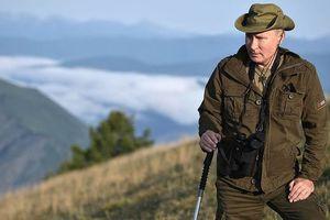 Cuối tuần thư thái trên núi rừng nước Nga của Tổng thống Putin