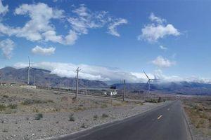 Khánh thành công viên điện gió lớn nhất Iran
