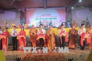 Lễ lạc thành Chính điện Thiền viện Trúc Lâm - Phượng Hoàng