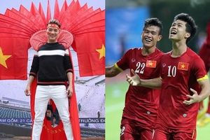 Bất ngờ với món quà Đàm Vĩnh Hưng tặng đội tuyển U23 Việt Nam