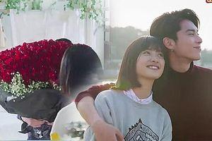 Xem phim 'Vườn sao băng 2018' tập 45-46: Đạo Minh Tự tặng 520 bông hồng, bất ngờ cầu hôn Sam Thái