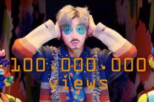 MV 'Idol' - BTS chính thức cán mốc 100 triệu lượt xem, thời gian không tưởng để làm điều này là…