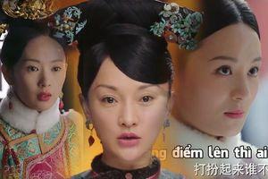 Xem phim 'Hậu cung Như Ý truyện' tập 15-16: Nhàn Phi bị nghi khiến Mai Quý nhân có dị thai, cung nữ A Nhược dụ dỗ Càn Long